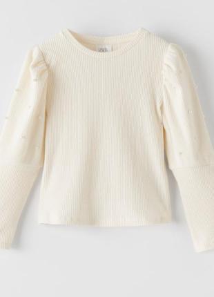 Стильные блузы zara размеры с 6 до 12 лет.