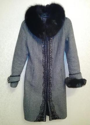 Зимнее пальто раслов 44р.