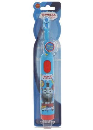 Електрична зубна щітка паровозик томас