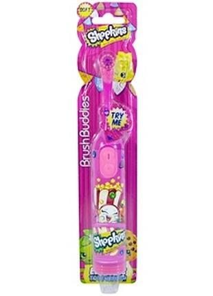 Електрична зубна щітка shopkins