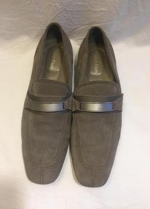 Мужские туфли calvin klein