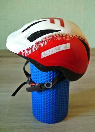 Велосипедний шолом casco follow me