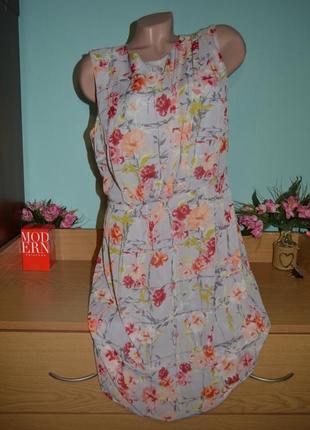 Платье шифон р.50