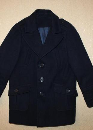 Стильное пальто для стильного мальчика
