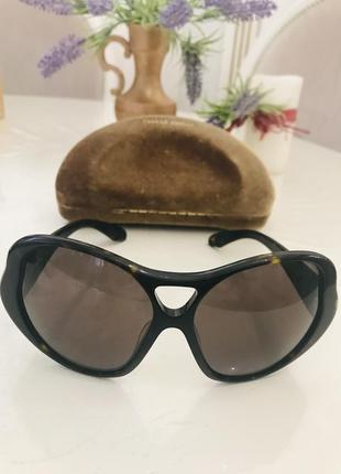 Солнцезащитные брендовых очки miu miu оригинал!