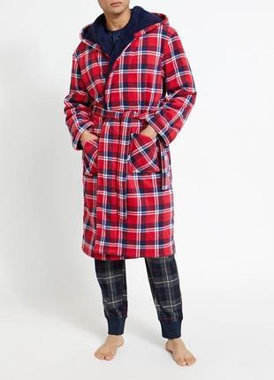 Шикарный двойной халатот dunnes stores. размер л