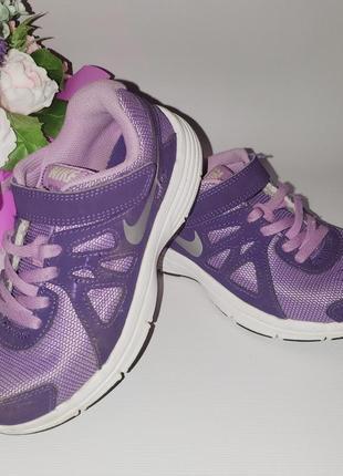 Фирменные кроссовки nike размер 31,5