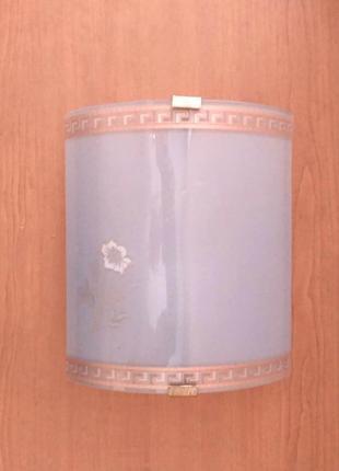 Светильник на стену бра (возможен монтаж на потолок) - уценка