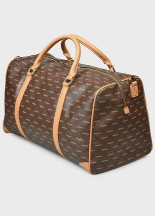 Дорожная сумка от бренда mario valentino