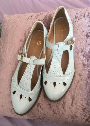 Туфли лоферы new look