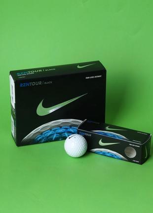 М'яч для гольфу nike rzn black