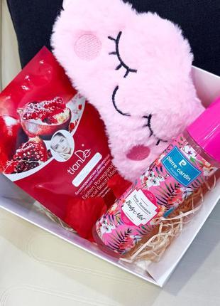 Подарочный бокс pink
