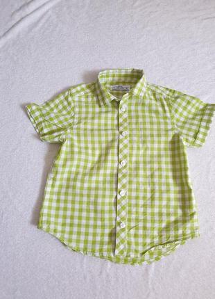 Рубашка для мальчика  5 лет