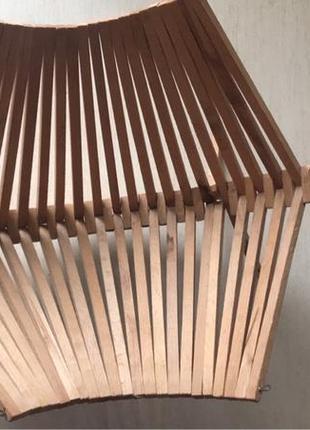 Фруктовница деревянная ссср