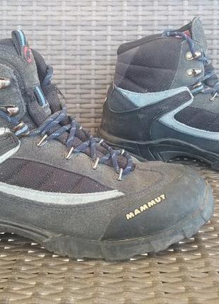 Женские ботинки mammut оригинал