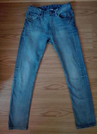 Джинсы,штаны джинсовые 158