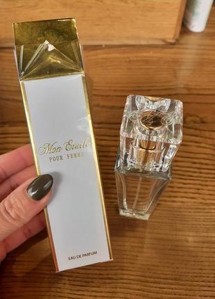 Французские духи парфюмерия mon etoile мон этуаль