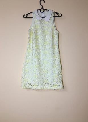 Платье с воротником river island