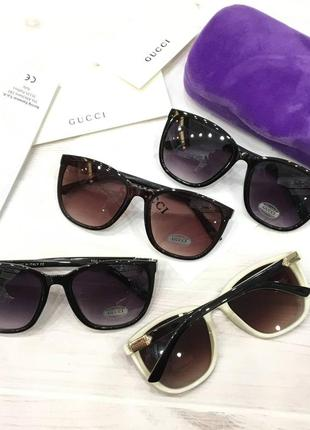 Стильные брендовые женские очки