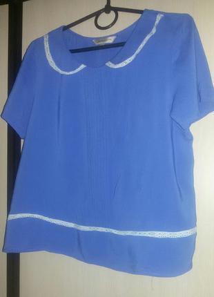 Блузка marks&spencer на 46-48р.