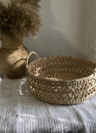 Плетений кошик