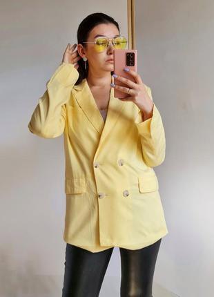 Пиджак от bershka