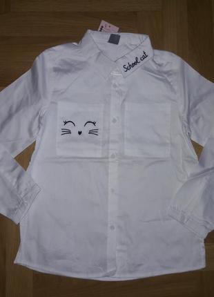 ❤️ изумительная стильная рубашка. отличный вариант в школу!