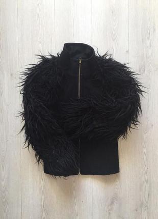 Суперское пальто zara