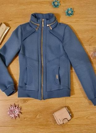 Бомбер кофта куртка