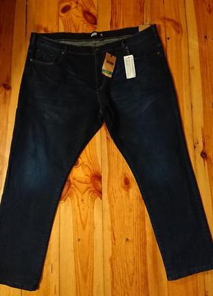 Фірмові англійські джинси jacamo slim,оригінал, нові з бірками, великий розмір 46анг.