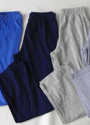 Пижамные штаны 8-9 лет англия