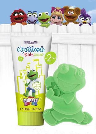 Дитячий набір міні-маппети oriflame оріфлейм орифлейм зубна паста мило мыло  детский набор