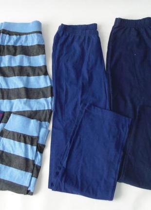 Пижамные штаны 11-12 лет