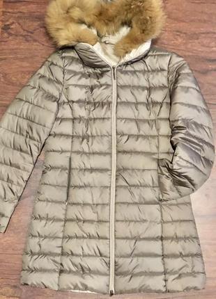 Очень классное пальто.