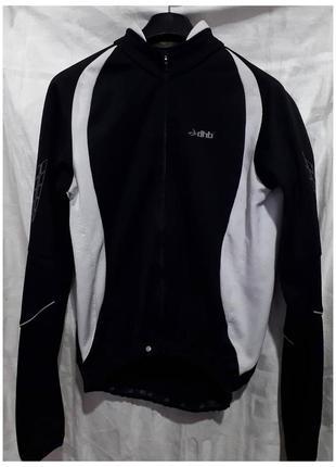 Велот-термо-куртка dhb англия.
