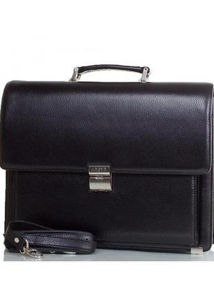 Мужской кожный портфель( karya )0144-45 по акционной цене