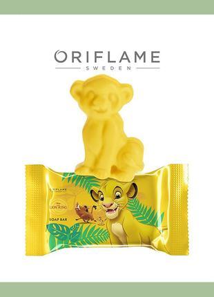 Дитяче мило disney «король лев» oriflame оріфлейм орифлейм 35839 детское мыло 75 гр