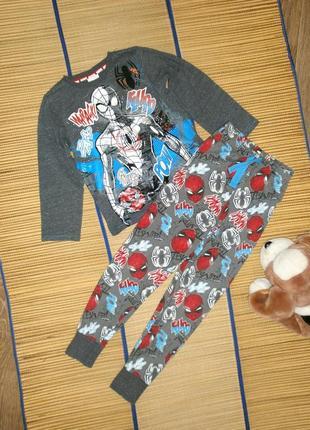 Пижама для мальчика 7-8лет tu