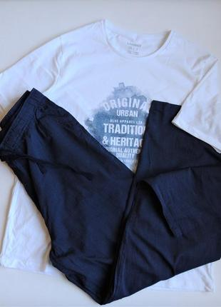 Комплект livergy для дома и отдыха, брюки и футболка