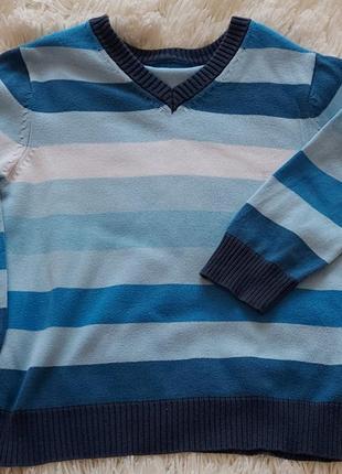Весенний  свитерок 110р