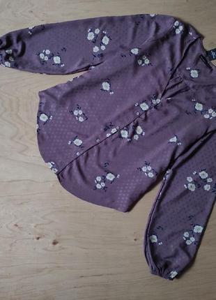 Красивая новая блузка рубашка abercrombie&fitch
