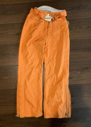 Лыжные брюки icelander размер 34