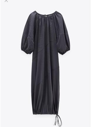 Платье zara новое с бирками!