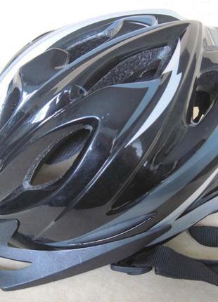 Шлем велосипедный apex, размер m