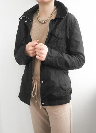 Вітровка tu, ветровка, лёгкая куртка, чёрная куртка