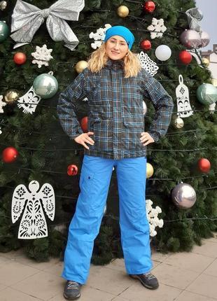 Женский, детский  подростковый лыжный костюм