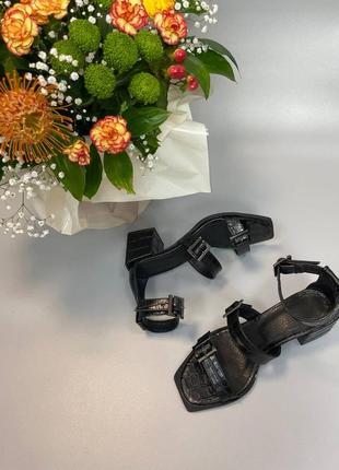 Lux обувь! шикарные женские босоножки кожа замша италия