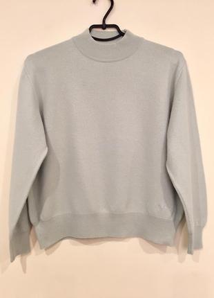Pierre cardin-италия шерстяной свитер