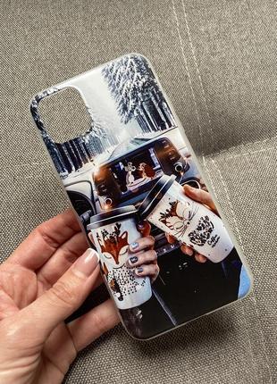 Новый чехол силиконовый iphone 11pro max,накладка,бампер