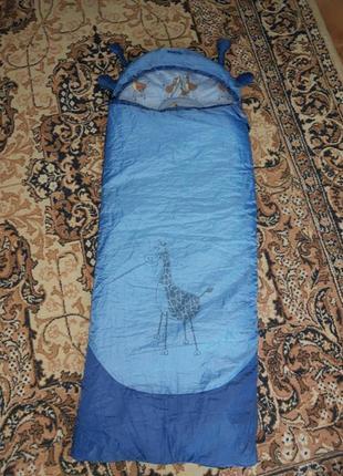 Спальный мешок одеяло кокор детский